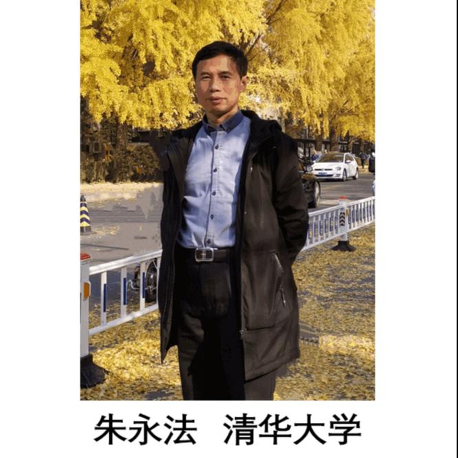 朱永法 清华大学