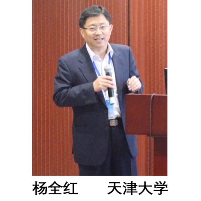 杨全红 天津大学